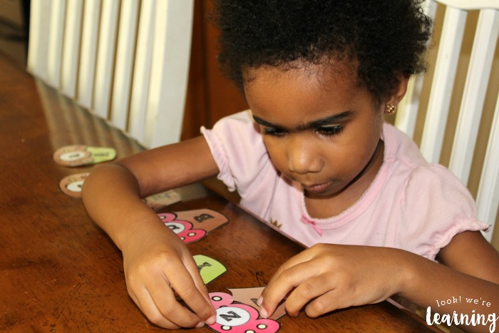Fun Letter Matching Activity for Kids
