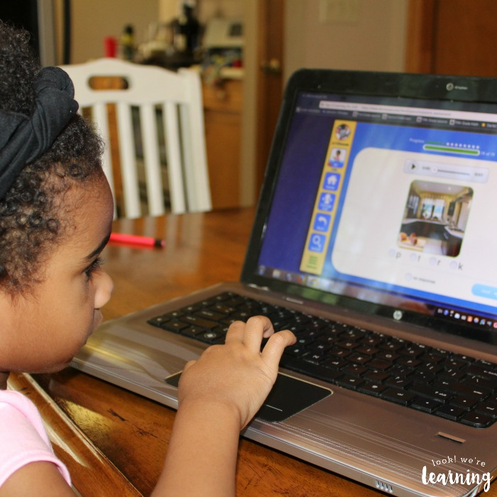 Homeschool Kindergarten with ABC Mouse