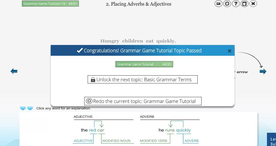 Homeschool Grammar Program