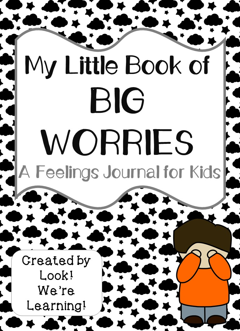 The Little Big Worry Book