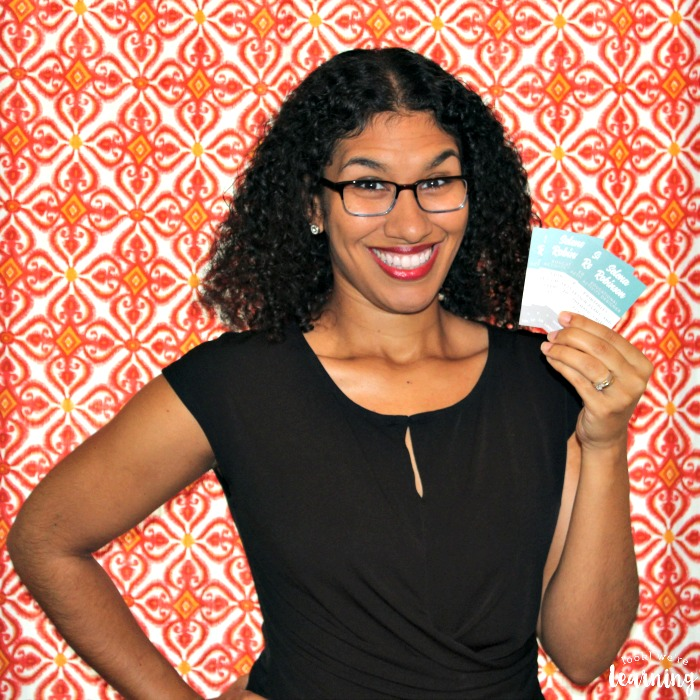 Business Cards for a Blogging Conference