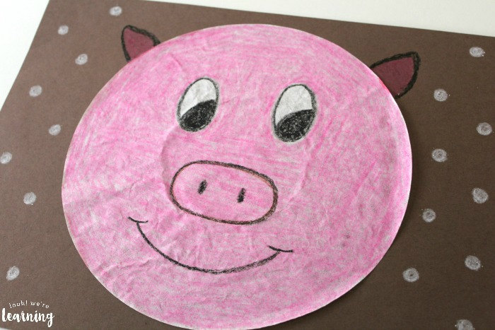 Easy Pig Craft for Kids to Make