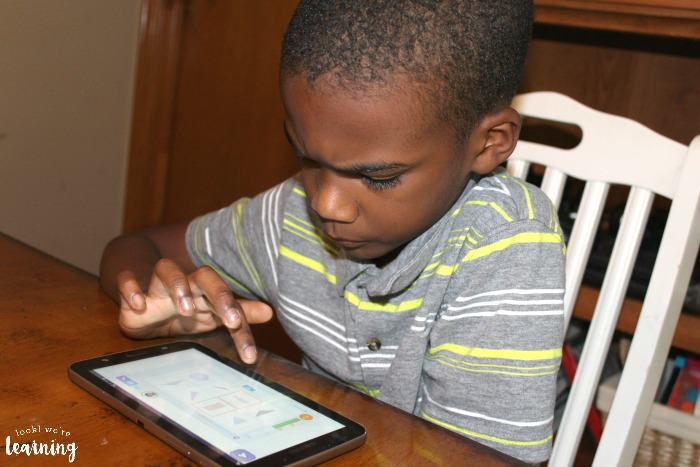 Trying the Smartick Math App