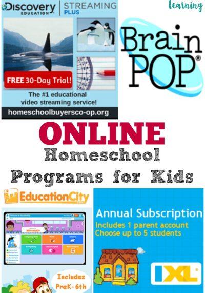 Supplemental Homeschool Programs That Make Teaching Easier