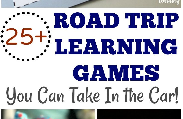 Fun and Educational Printable Road Trip Games for Kids