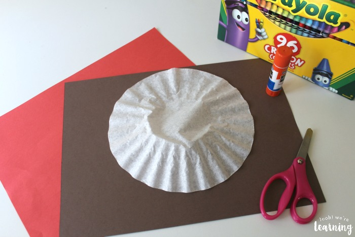 Coffee Filter Turkey Craft Supplies