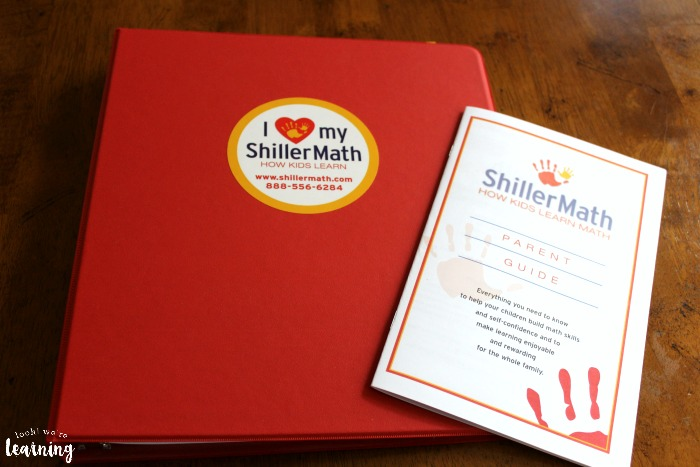 Shiller Math Lesson Plan and Parent Guide
