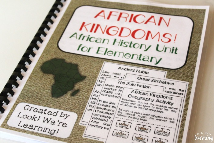African Kingdoms African History Unit