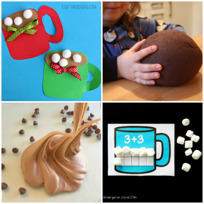 Fun Chocolate Craft Ideas for Kids