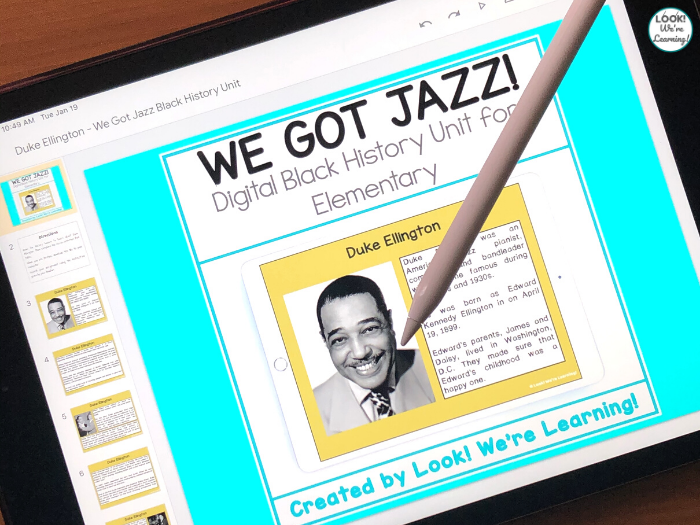 Using We Got Jazz Digitally