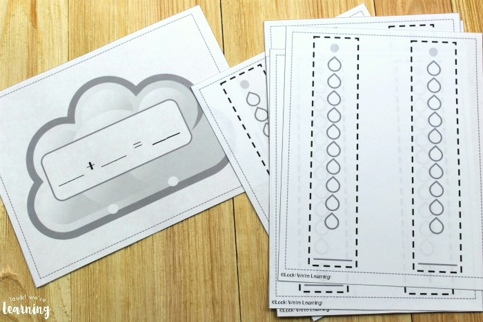 Printable Make Ten Activity