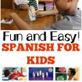 Help your kids to learn how to converse in Spanish with the fun video lessons from Foreign Languages for Kids by Kids!