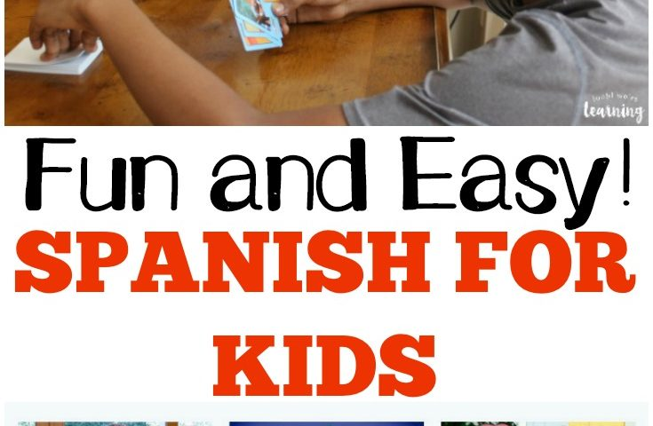 Easy Spanish for Kids with Foreign Languages for Kids by Kids®