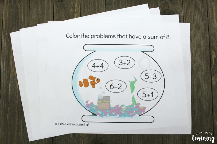 Printable Arithmetic Math Practice