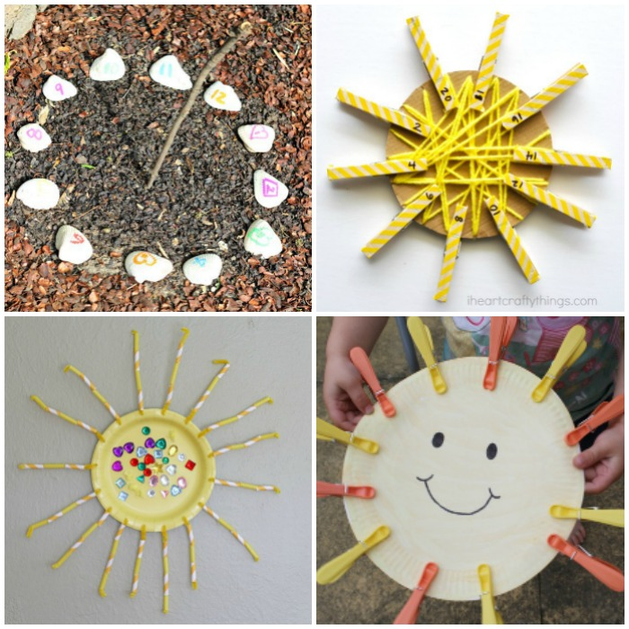 20 Easy Sun Crafts for Kids