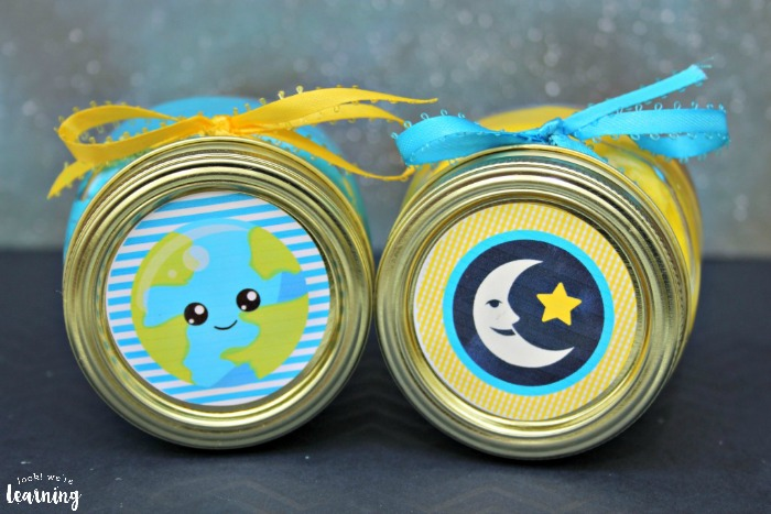 Easy Solar System Edible Playdough for Kids