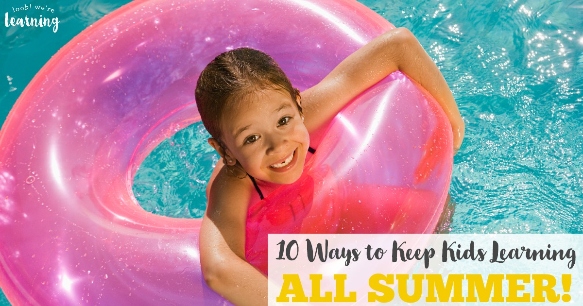 10 Easy Ways to Avoid the Summer Slide