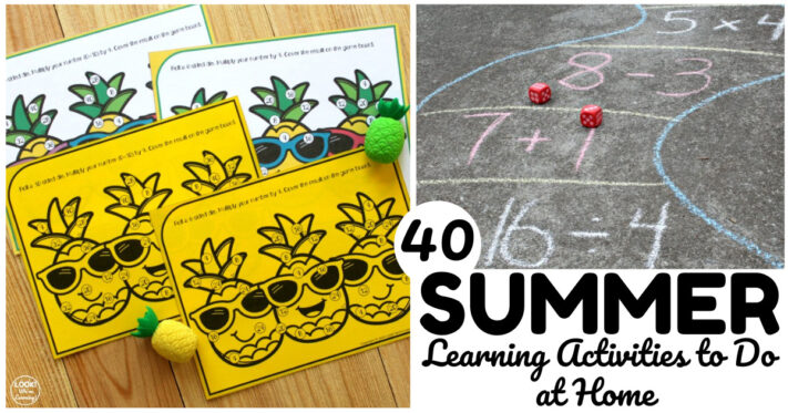 40 Summer Learning Activities You Can Do at Home