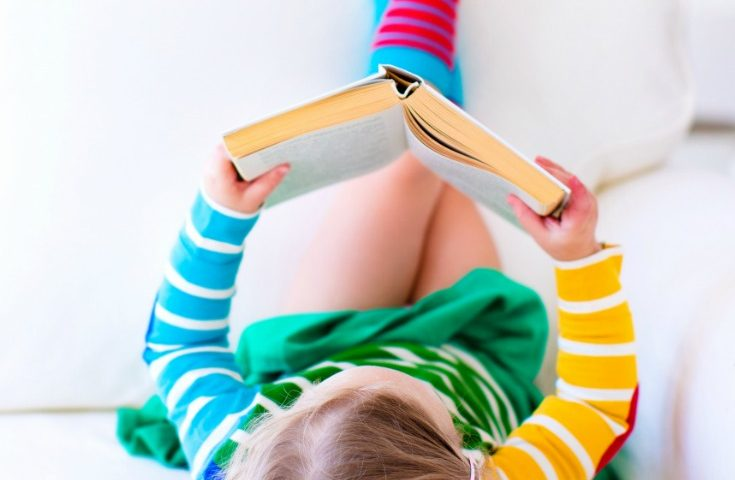 4 Easy Ways to Encourage Free Reading with Active Kids