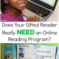 Does your gifted reader really need an online reading program See how we're using Reading Eggs to boost our bookworm's reading skills!