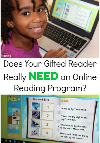 How to Boost A Gifted Reader's Reading Skills with Reading Eggs