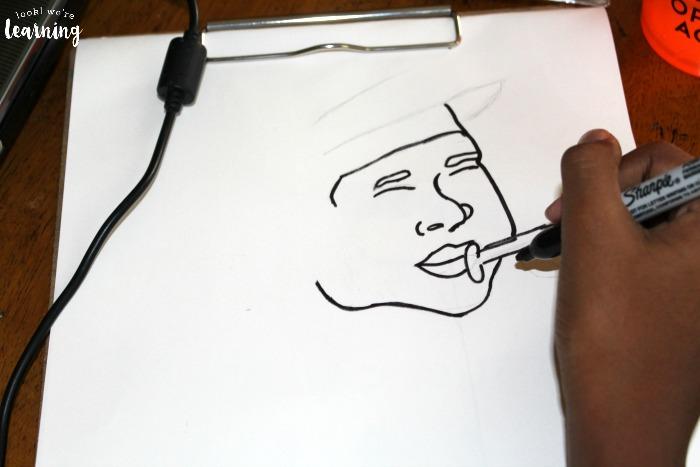 Sparketh Homeschool Art Courses for Kids