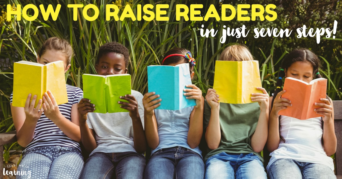 How to Teach Your Child to Read In 7 Steps