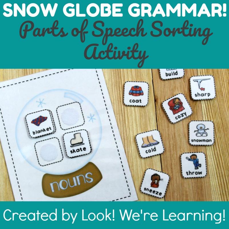 LWL Snow Globe Grammar