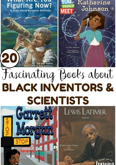 20 Fascinating Books about Black Inventors and Scientists for Kids to Read - Perfect for Black History Month!