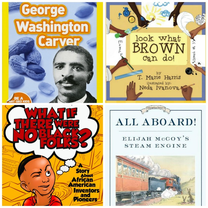 Fascinating Books about Black Inventors and Scientists for Kids