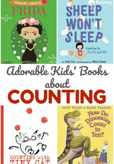 20 Adorable Counting Books for Kids