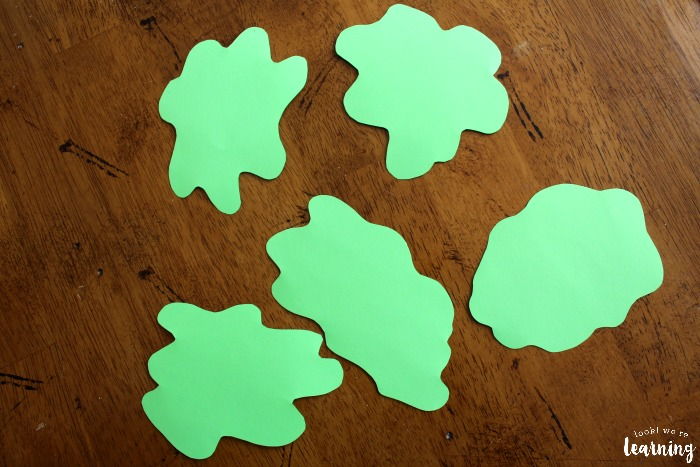 Simple Green Eggs and Ham Poetry Activity