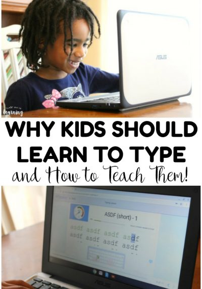 Ready to teach your kids how to type? See how we're doing it with Typesy Homeschool Typing!