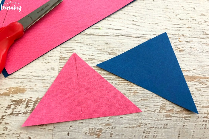 Fun and Easy Paper Roll Rocket Craft
