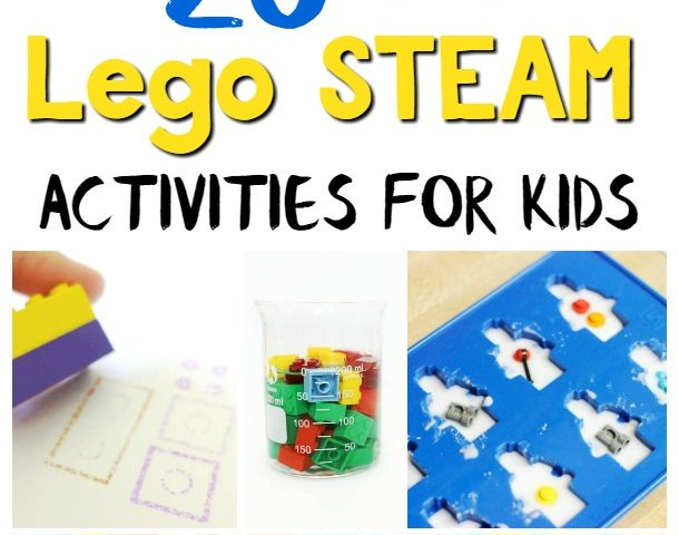 20 Fun LEGO STEM Activities for Kids