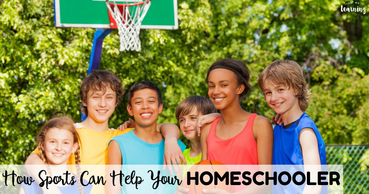 How Playing Sports Can Help Your Homeschooler