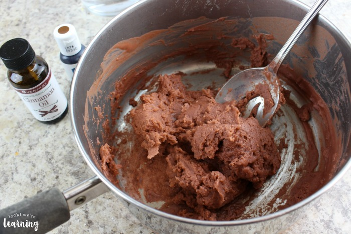 DIY Cinnamon Playdough Recipe
