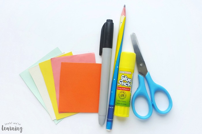 How to Make a Paper Bag Fox Craft