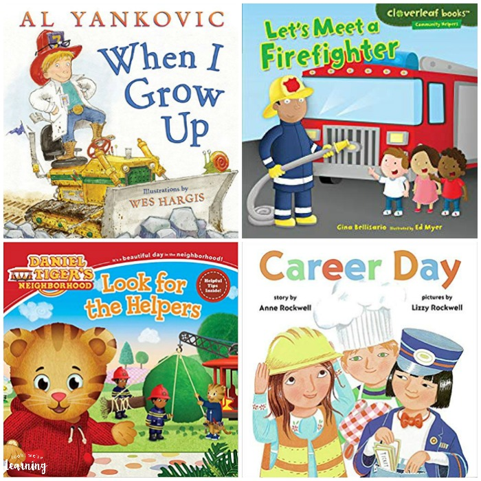 Community Helper Books for Kids to Read