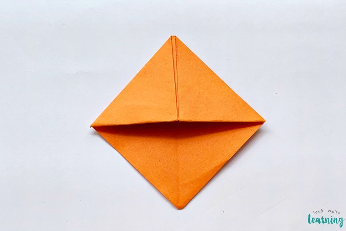 How to Fold an Easy Origami Bookmark