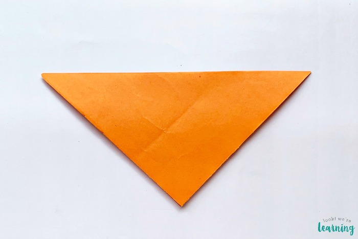 How to Fold an Origami Corner Bookmark