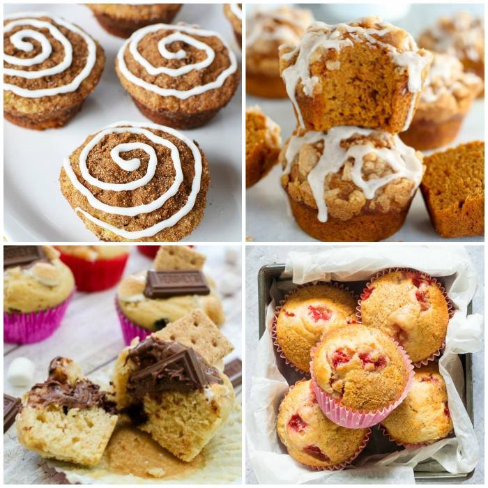 30 Kid Friendly Muffin Recipes