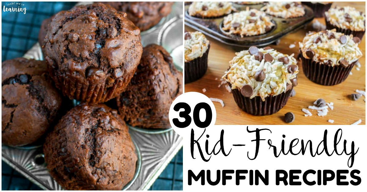 Easy Kid Friendly Muffin Recipes to Try