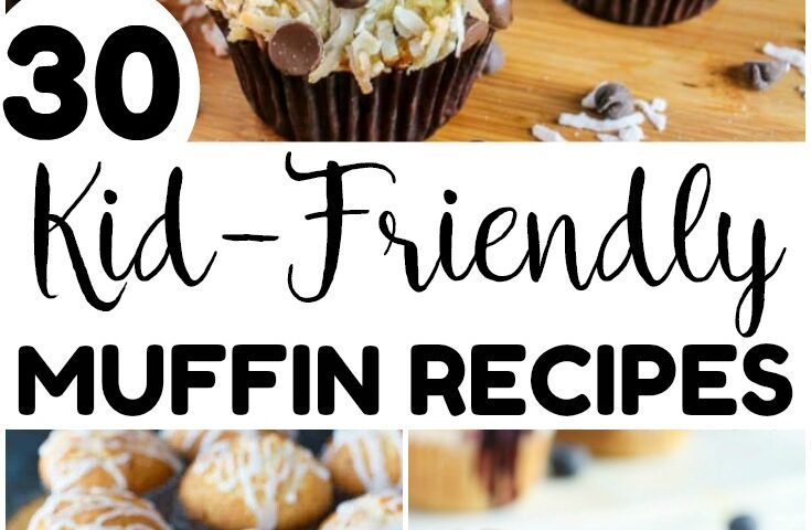 30 Kid Friendly Muffin Recipes for Cold Mornings