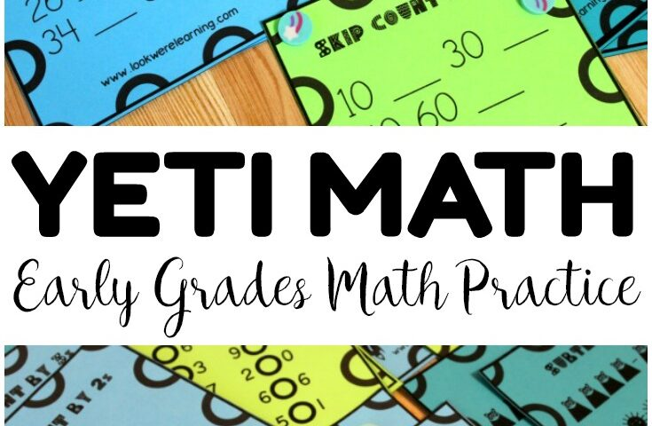 Yeti Math! Math Practice for Early Grades