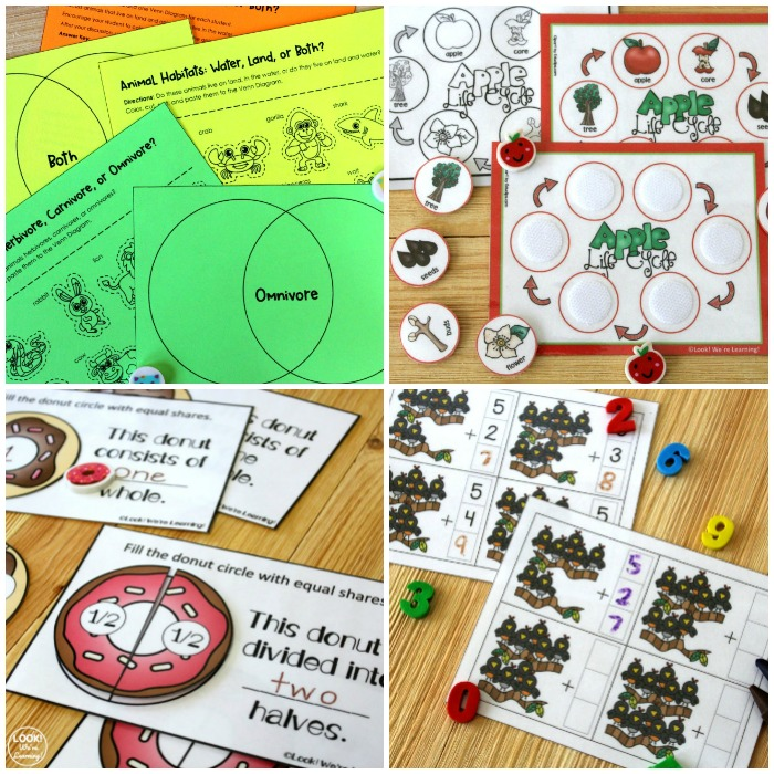 20 At Home K-2 Learning Resources