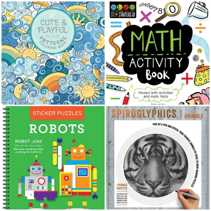 Super Fun Activity Books for Kids