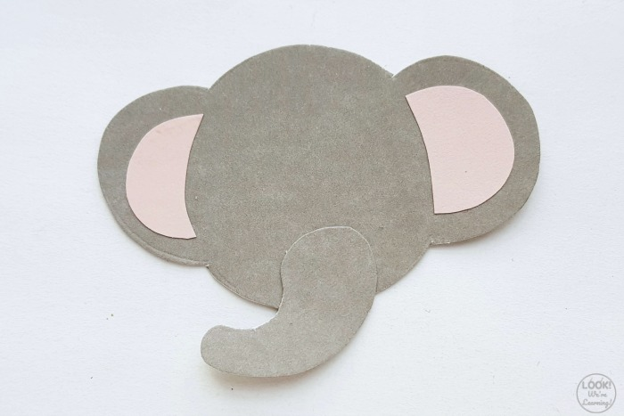 How to Make a Fun Elephant Paper Craft