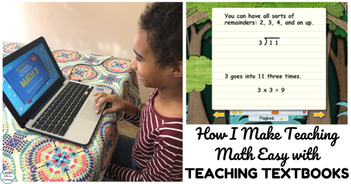How to Use Teaching Textbooks for Homeschool Math