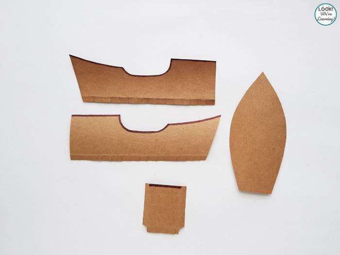 How to Make a Pirate Ship Craft